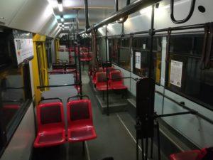 zabytkowy autobus wynajem Warszawa Escape Room