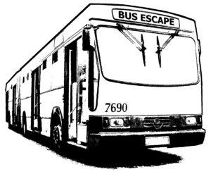 BusEscape - Escape Room w zabytkowym autobusie