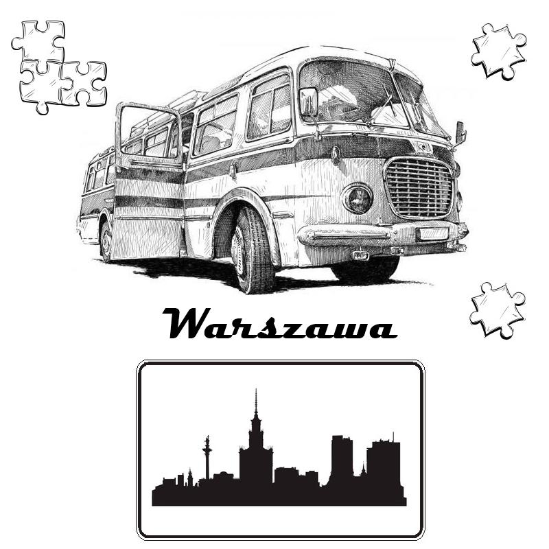 Warsaw Retro Puzzle Tour
