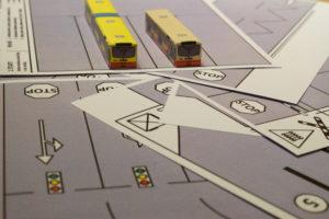 Wyścig autobusów